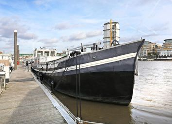 Thumbnail 2 bed houseboat for sale in Imperial Wharf, Fulham