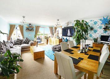 Thumbnail 3 bed end terrace house for sale in Villette Close, Christchurch