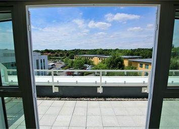 Thumbnail 3 bed flat for sale in Times Square, Bessemer Road, Welwyn Garden City, Herts