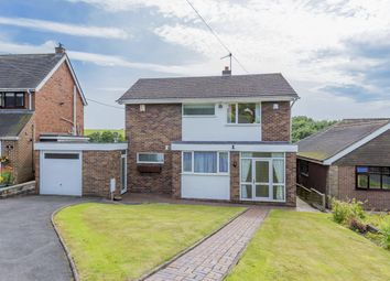 Thumbnail 3 bed detached house for sale in Bagnall Road, Light Oaks, Stoke-On-Trent