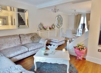 Thumbnail 3 bed terraced house for sale in Orchid Close, London