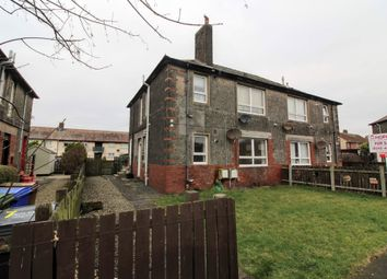 Thumbnail 1 bed flat for sale in Seaforth Crescent, Ayr