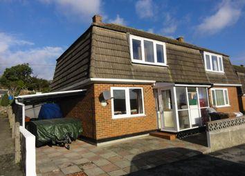 Thumbnail 3 bed semi-detached house for sale in Longfields, West Alvington