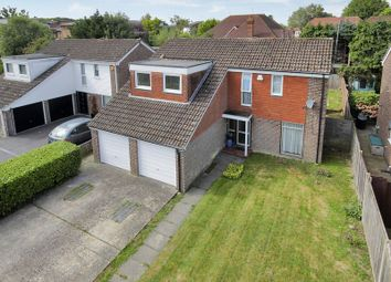 Thumbnail 4 bed detached house for sale in Normanhurst Close, Three Bridges, Crawley, West Sussex