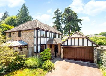 Thumbnail 5 bed detached house for sale in Havering Close, Tunbridge Wells, Kent