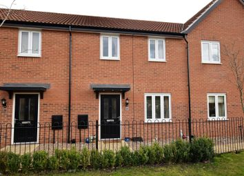 Thumbnail 3 bed terraced house for sale in Coleridge Way, Oakham