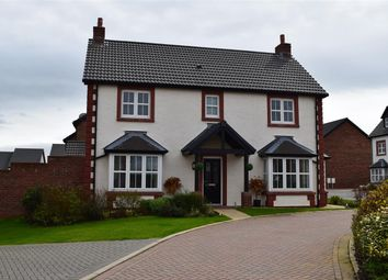 Thumbnail 4 bed detached house for sale in St Mungos Close, Dearham, Maryport