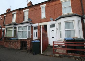 Thumbnail 1 bedroom terraced house to rent in Room 1, Hugh Road, Coventry