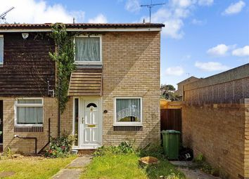 Thumbnail 2 bed end terrace house for sale in Harebell Close, Billericay, Essex