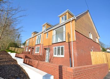 Thumbnail 4 bed semi-detached house for sale in Littlemead Lane, Exmouth