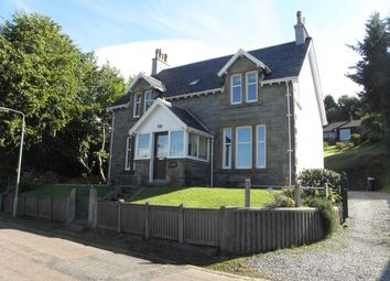 Thumbnail 5 bed detached house for sale in Union Road, Fort William