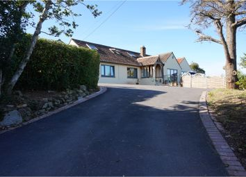 Thumbnail 5 bed property for sale in Meare Green, Taunton