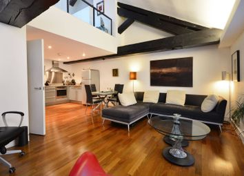 Thumbnail 2 bedroom flat for sale in The Listed Building, Limehouse
