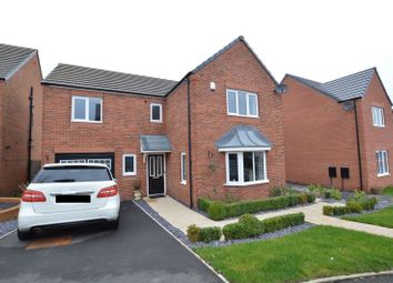 Thumbnail 4 bed detached house for sale in Newlove Avenue, St. Helens