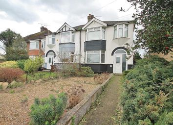 3 bed semi-detached house for sale in Rochester Road, Gravesend DA12