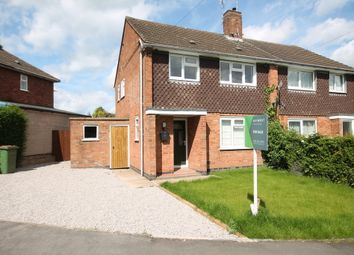 Thumbnail 3 bedroom semi-detached house for sale in The Keep, Kirby Muxloe, Leicester