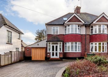 Thumbnail 5 bed semi-detached house for sale in Grove Lane, Coulsdon, Surrey