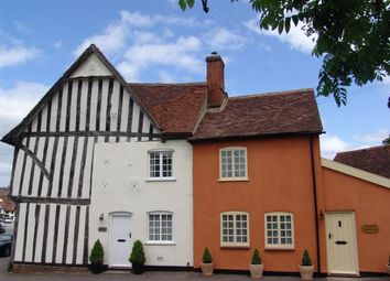 Thumbnail 2 bedroom cottage to rent in Bears Lane, Lavenham, Sudbury