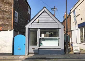 Thumbnail Retail premises for sale in 10 Cinque Ports Street, Rye, East Sussex