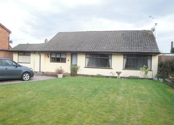 Thumbnail 3 bedroom detached bungalow for sale in Bartons Road, Market Drayton