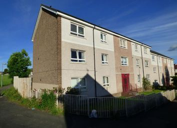 Thumbnail 2 bed flat for sale in Raebog Crescent, Airdrie