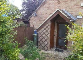Thumbnail 1 bedroom semi-detached house to rent in Oakridge, Furzton, Milton Keynes, Bucks