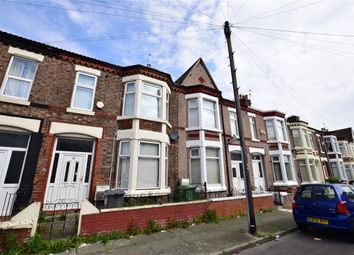 Thumbnail 3 bed terraced house to rent in Edith Road, Wallasey