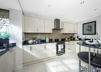 """Thumbnail 4 bed semi-detached house for sale in """"Woodvale"""" at London Road, Wokingham"""