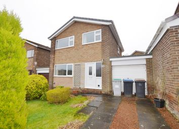 Thumbnail 3 bed detached house to rent in Broadoak Drive, Lanchester, Durham