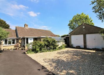 Thumbnail 3 bed detached bungalow for sale in Ashill, Ilminster