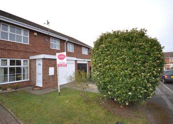 Thumbnail 3 bed terraced house for sale in Kempton Grove, Cheltenham