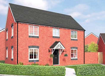 Thumbnail 4 bed detached house for sale in The Birch, Sommerfield Road, Hadley, Telford, Shropshire