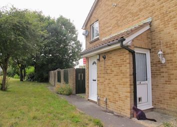 Thumbnail 1 bed end terrace house to rent in Harrier Close, Lee-On-The-Solent
