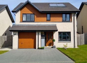 Thumbnail 4 bedroom detached house to rent in Presly Avenue, Tarves, Ellon, Aberdeenshire