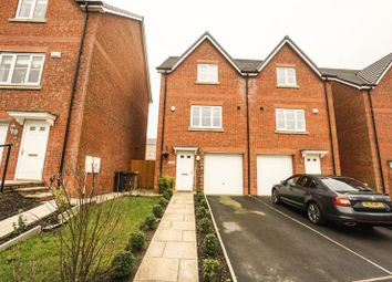 Thumbnail 4 bedroom semi-detached house for sale in Harrier Close, Lostock, Bolton