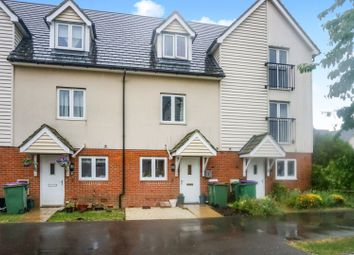 Thumbnail 4 bed town house for sale in Page Road, Folkestone