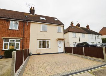 Thumbnail 4 bed end terrace house for sale in Collingwood Road, Colchester