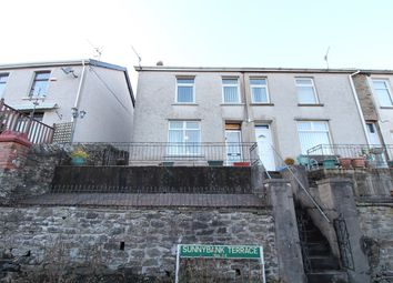 Thumbnail 3 bed terraced house for sale in Sunnybank Terrace, Aberbeeg, Abertillery