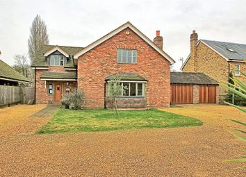 Thumbnail 5 bedroom detached house for sale in Great Oak Court, Hunsdon, Ware