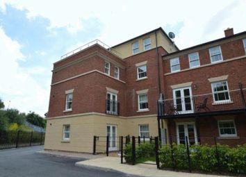 Thumbnail 2 bed flat to rent in Pegler Way, Crawley