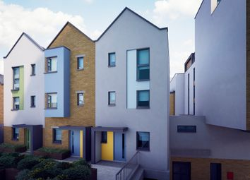 """Thumbnail 4 bedroom property for sale in """"X.3.2"""" at Paintworks, Arnos Vale, Bristol"""
