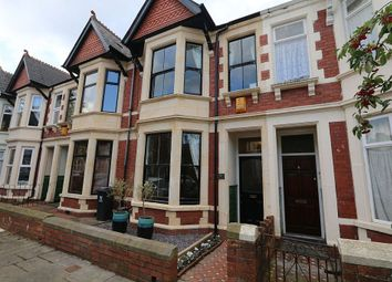 Thumbnail 5 bedroom terraced house for sale in Amesbury Road, Cardiff, Caerdydd