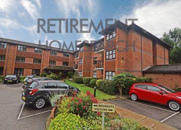 Thumbnail 2 bedroom flat for sale in Beech Haven Court, Crayford