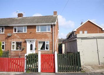 Thumbnail 3 bed semi-detached house for sale in Wellington Street, Retford, Nottinghamshire