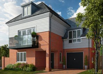 "Thumbnail 5 bed detached house for sale in ""The Glengarriff"" at Avery Hill Road, London"