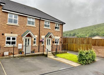 Thumbnail 2 bed mews house for sale in Hart Mill Close, Mossley, Ashton-Under-Lyne