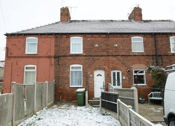 Thumbnail 2 bed terraced house for sale in Recreation Drive, Shirebrook, Mansfield