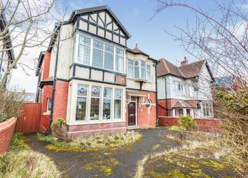 Thumbnail 5 bed detached house for sale in St. Thomas Road, Lytham St. Annes, Lancashire
