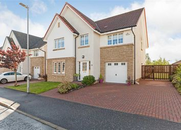 Thumbnail 5 bed detached house for sale in Harris Grove, Lindsayfield, East Kilbride