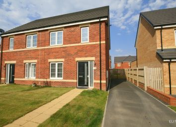 3 bed semi-detached house for sale in Longhill Court, Browney, Durham DH7